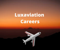 Luxaviation jobs